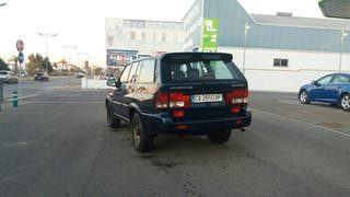 Ssangyong Musso 2900
