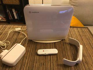 Router vodafone con usb funcio
