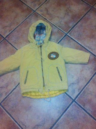 abrigo t.2-3 años