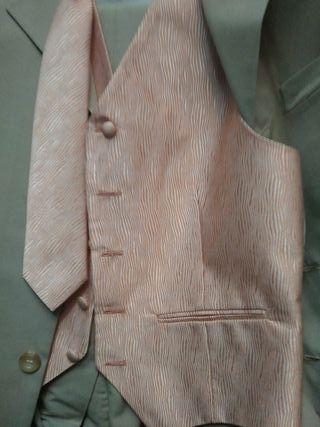 traje chaqueta niño talla 12