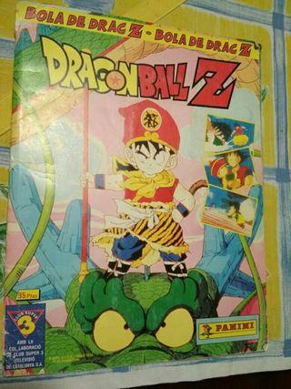 Album Bola de Drac Z COMPLETO