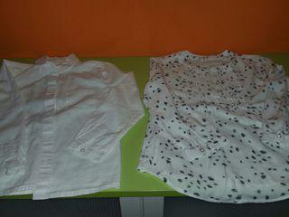 lote camisas niña