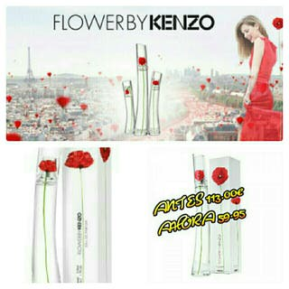 colonia KENZO FLOWER
