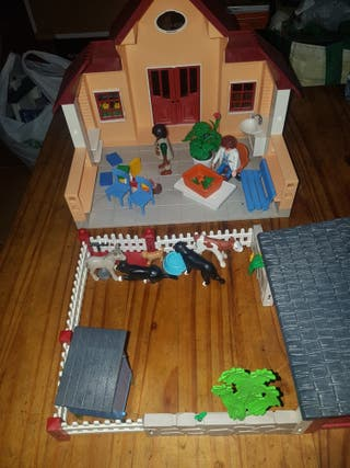 veterinario de playmobil