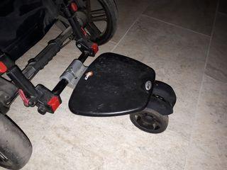jane surfer patin carro