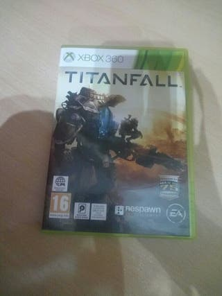 Titanfall juego Xbox