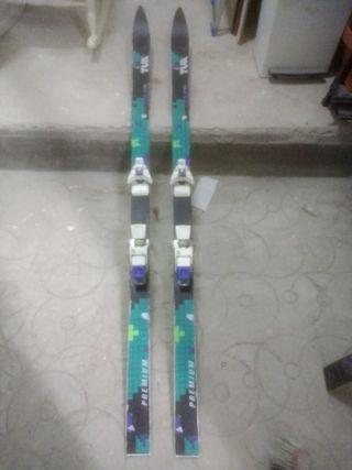 Tablas de esquí para 1.60