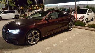 audi a5 sportback 3.0 TDI 245cv Quattro 8/2014