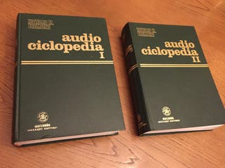 AUDIO CICLOPEDIA tomos I y II