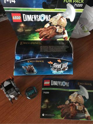 Lego dimensions gimli 71220