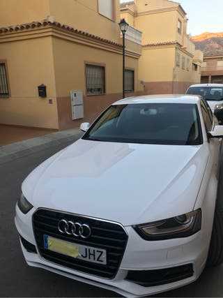 Audi A4 S-line automático 150cv blanco