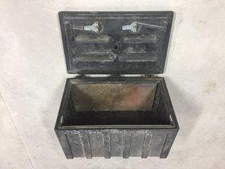 Caja herramientas camion