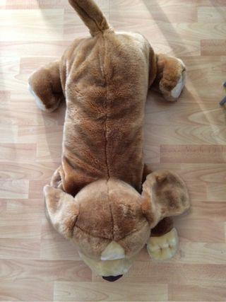 Peluche perro enorme