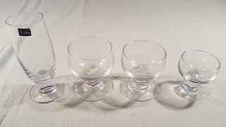 cristalería Sèvres 46 piezas