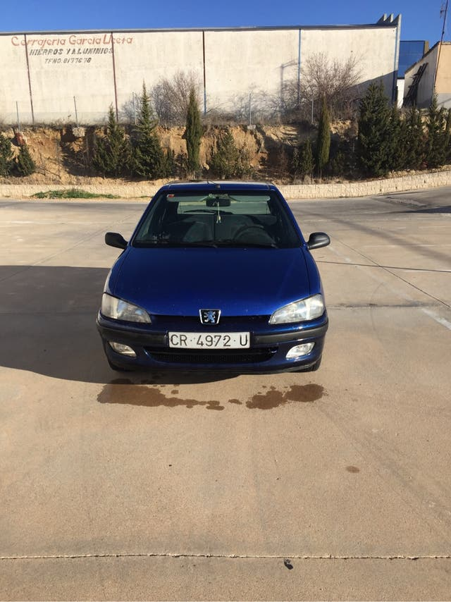 Peugeot 106 xr 1.1