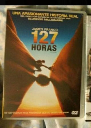 127 horas dvd pelicula deuvedé Franco