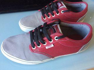 Zapatillas vans talla 42