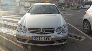 Mercedes-benz CLK 500 AMG 2002