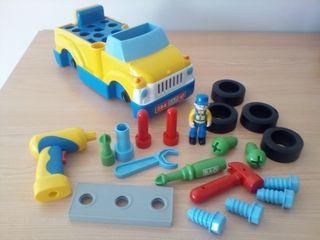 Camión herramientas bao