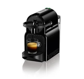 Cafetera Nespresso Inssinia. Como nueva.