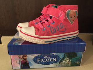 Botas niña Frozen Talla 30