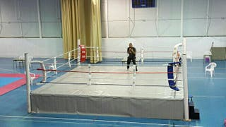 Ring boxeo