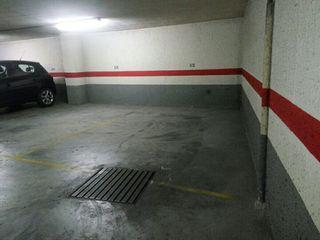 plaza grande de garaje en aldaia