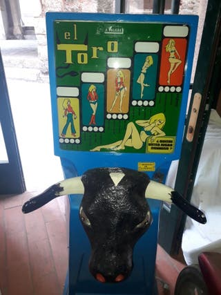 Máquina recreativa El Toro de Falgàs