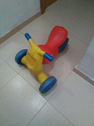 triciclo plastico
