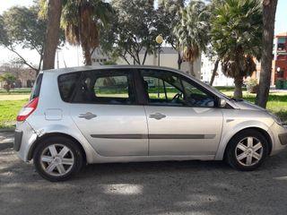 coche ,Renault scenic. 2005. itv hasta marzo 2019