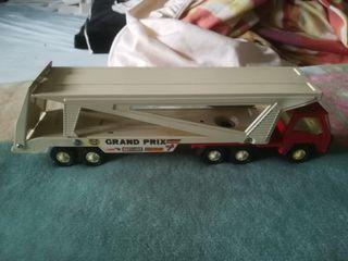 camión gozan