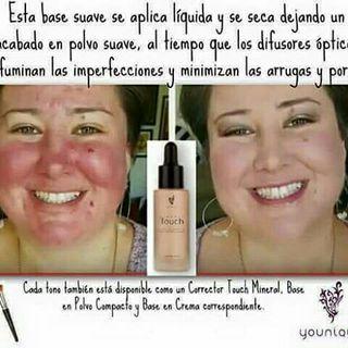 Base de maquillaje liquida Younique