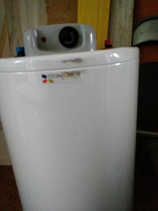 Calefactor recolector Solar