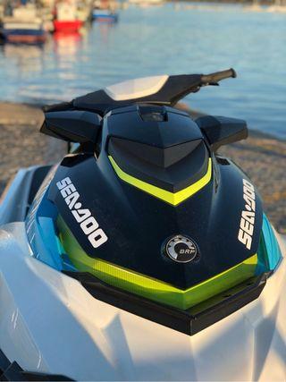 Moto de Agua Bombardier Gti 130