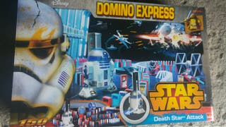 domino star wars batalla estrella de la muerte