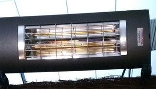 Calefactor Eléctrico 2000W de potencia