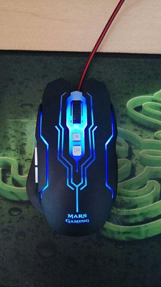 Raton mars gaming mm216