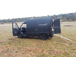 Fiat ducato 2.8 camper.2x4 y 4x4 taller movil4x4.