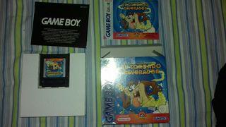 juego game boy el tornado devorador