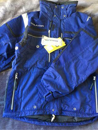Anorack abrigo de esquí talla 48