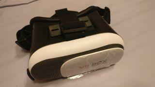 Gafas realidad virtual 4-6 pulgadas