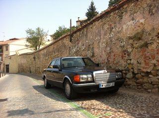 Mercedes-Benz Clase S 2000