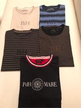Camisetas de PdH de hombre las 5 -30€