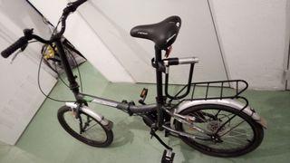 bicicleta plegable MERIDA F20