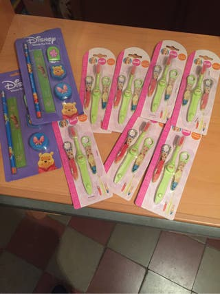 Cepillo dientes disney