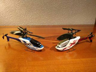Air raiders Persecución en el aire. Un helicóptero