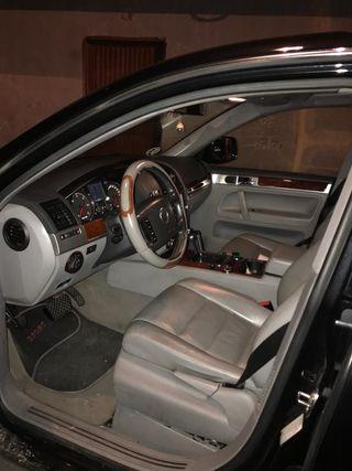 Volkswagen Touareg restiling 2006