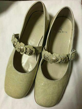 Zapatos niña de vestir, 38