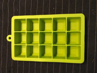 Forma en silicona