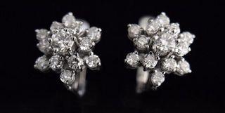 Pendientes Diamantes 1,70 ct